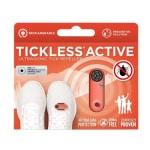 Tickless active oranje