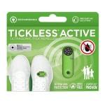 Tickless active groen