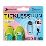 Tickless run baby blauw