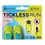 Tickless run neon geel