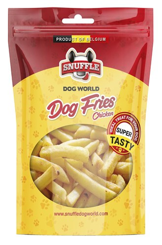 Snuffle dog fries chicken (40 GR)