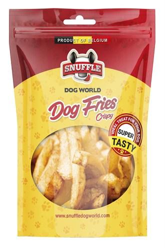 Snuffle dog fries crispy (40 GR)