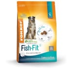 Fokker fish-fit salmon and rice (2,5 KG)