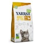 Yarrah cat biologische brokken kip (2,4 KG)