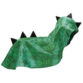 Croci mantel halloween tricky dragon groen (25 CM)