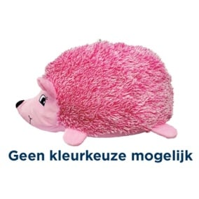 Kong comfort hedgehug puppy egel assorti (30,5X19X11,5 CM)